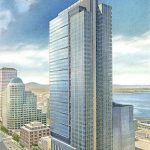 WaMu Center, Seattle, WA_AwardOfExcellence_AIP_20 - colored pencil architectural illustration rendering by Frank Costantino